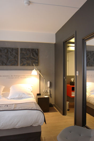 Best Western Plus Hotel Littéraire Alexandre Vialatte **** chambre