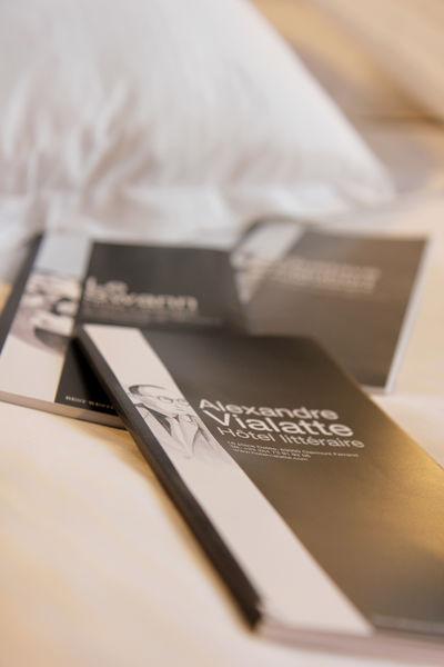 Best Western Plus Hotel Littéraire Alexandre Vialatte **** Décoration