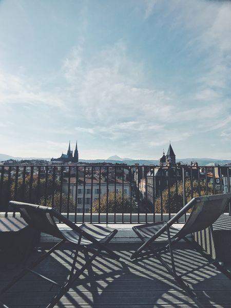 Best Western Plus Hotel Littéraire Alexandre Vialatte **** terrasse panoramique été