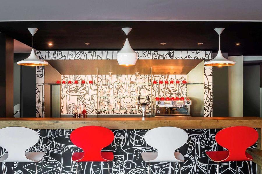  Ibis Nantes Centre Gare Sud *** Bar