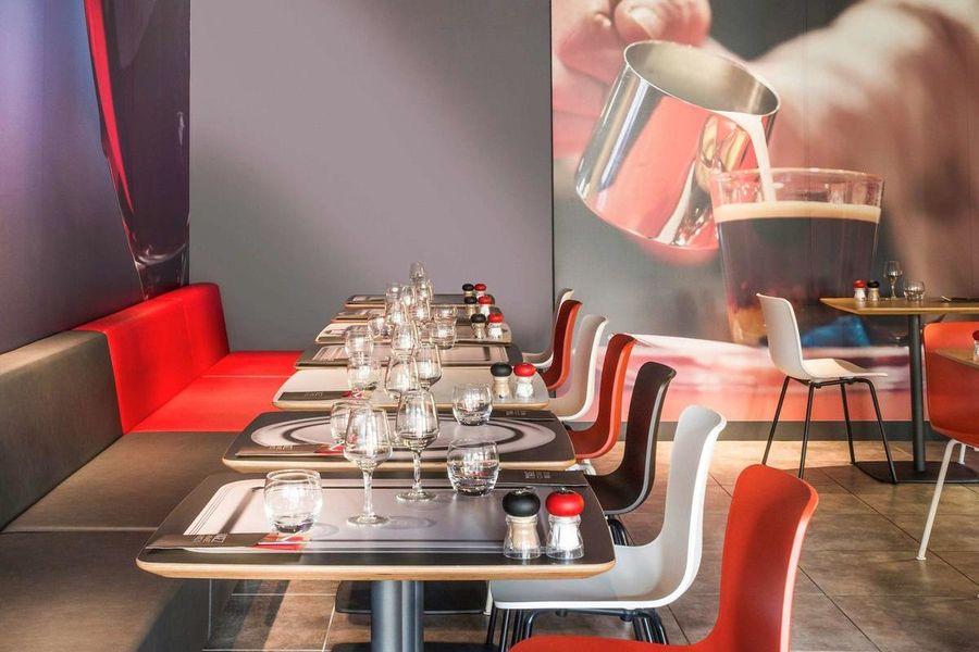  Ibis Nantes Centre Gare Sud *** Restaurant