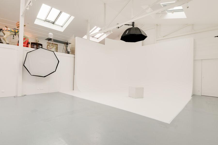 Atelier Fabrique Cyclorama, espace de reception modulable