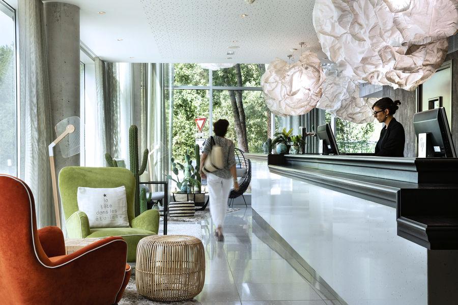 Best Western Plus Hôtel Isidore **** Réception