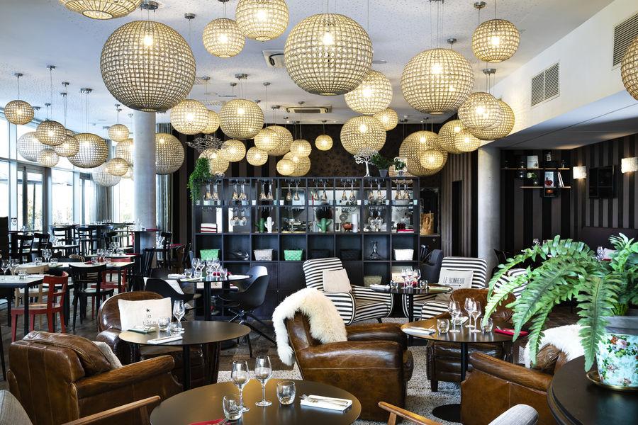 Best Western Plus Hôtel Isidore **** Restaurant La Cocotte d'Isidore
