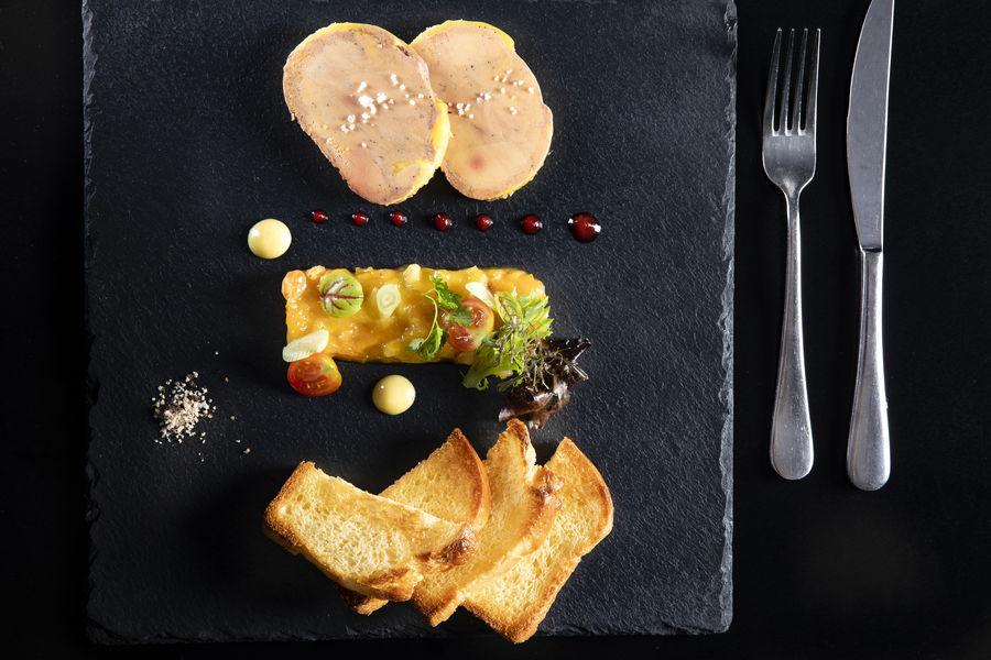 Best Western Plus Hôtel Isidore **** Exemple de plat de la Cocotte d'Isidore