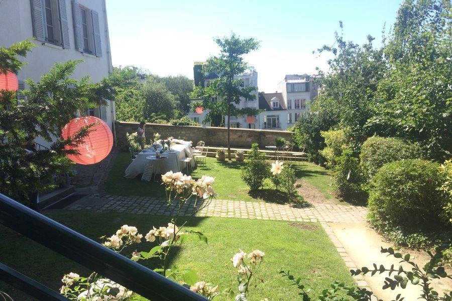 Musée de Montmartre jardins Bel Air