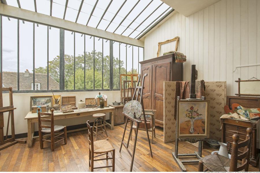 Musée de Montmartre Atelier-appartement de Suzanne Valadon