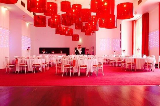Casino - Cabourg Salle de réception vue scène