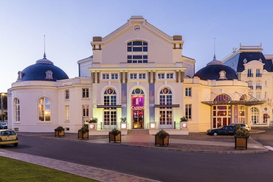 Casino - Cabourg Façade Casino de Cabourg