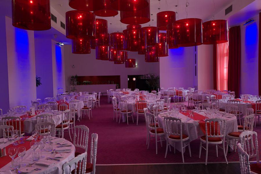 Casino - Cabourg Salle de réception