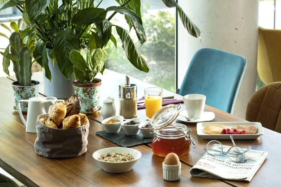 Best Western Plus Hôtel Isidore **** Petit-déjeuner