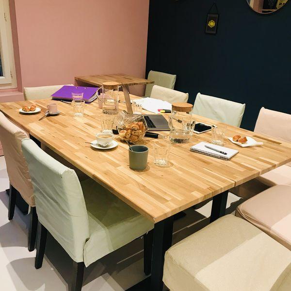 Blob Café Salle de réunion