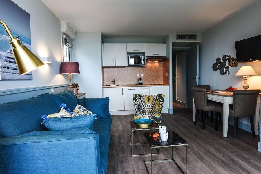 Hôtel & Résidence La Réserve **** 21
