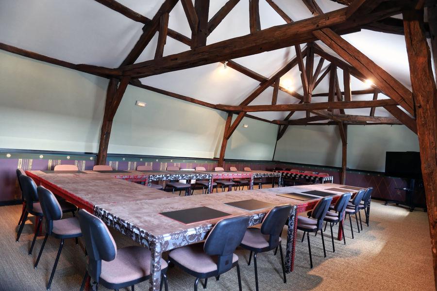 Château de Courcelles **** Salle de séminaire