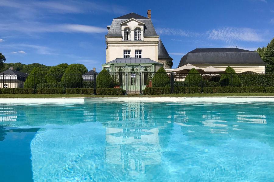 Château de Courcelles **** Piscine