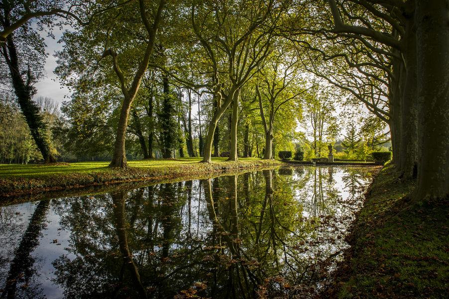 Château de Courcelles **** Canal