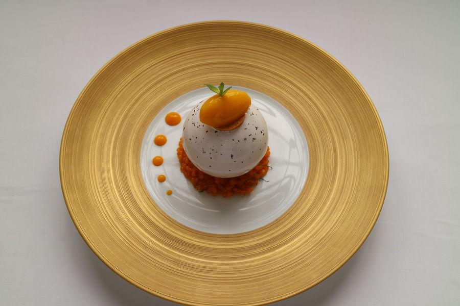 Château de Courcelles **** Dessert