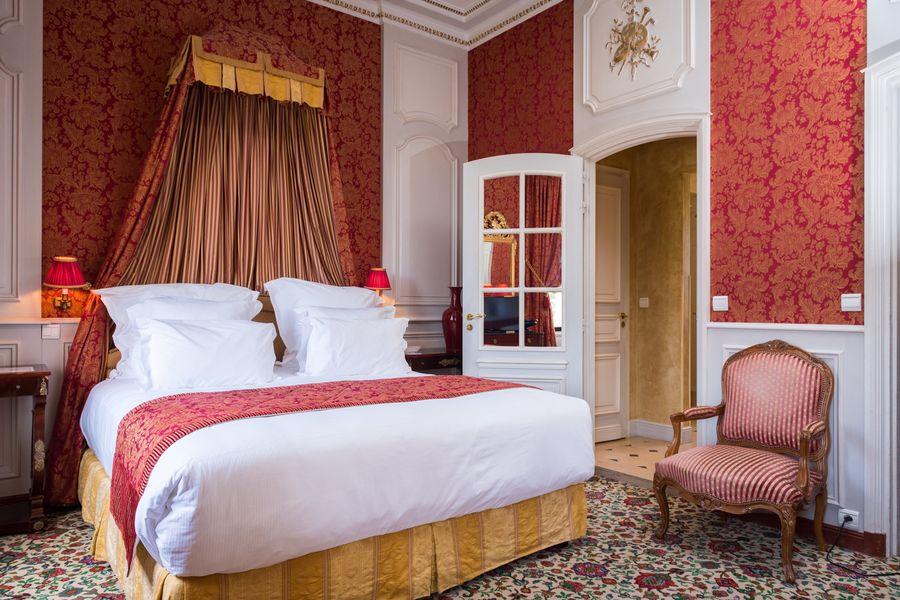 Château de Courcelles **** Chambre