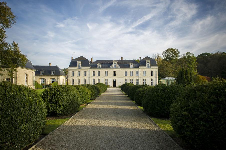 Château de Courcelles **** Façade