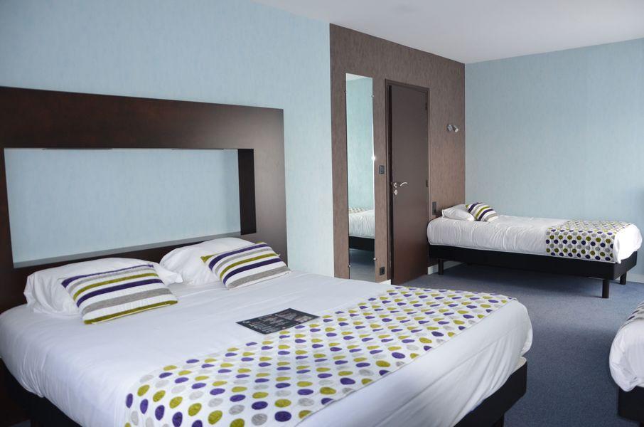 Golfe Hotel Vannes*** 1