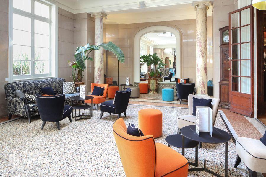 Hôtel Oceania Le Métropole **** 25