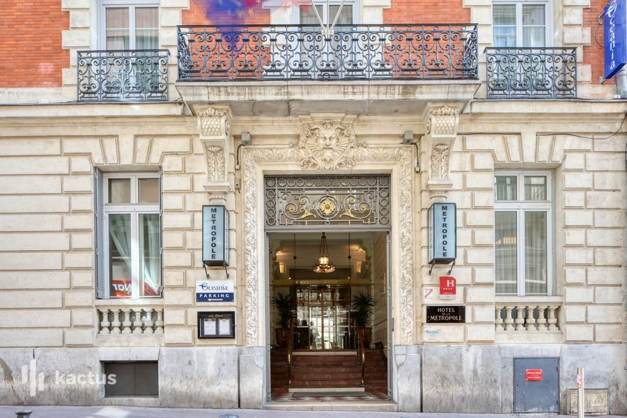 Hôtel Oceania Le Métropole **** 27