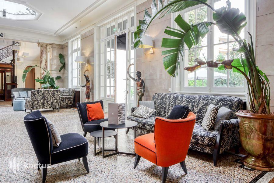 Hôtel Oceania Le Métropole **** 36
