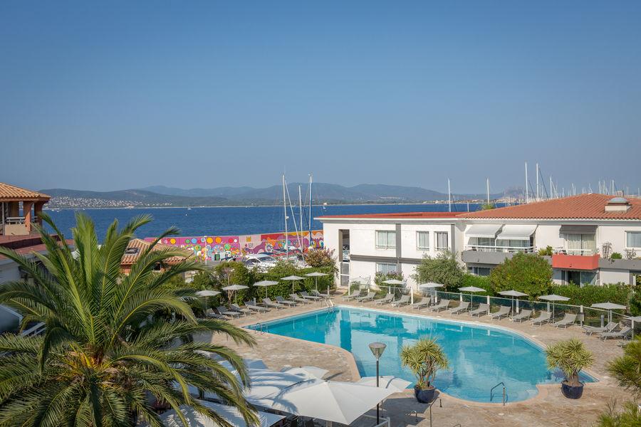 Best Western Hôtel La Marina **** Piscine