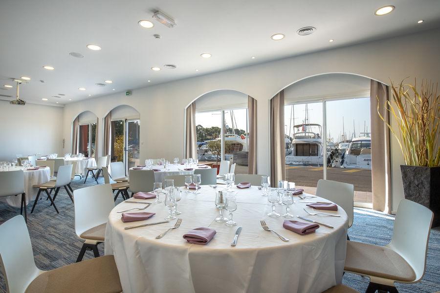 Best Western Hôtel La Marina **** Salons modulables