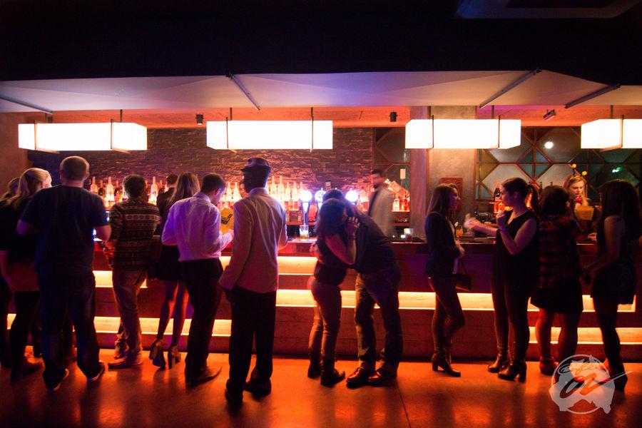 Café Oz Châtelet - Club Le Club