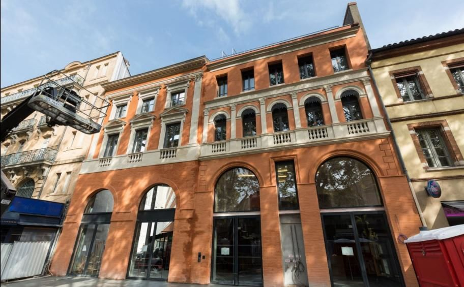 Mama Shelter Toulouse Façade
