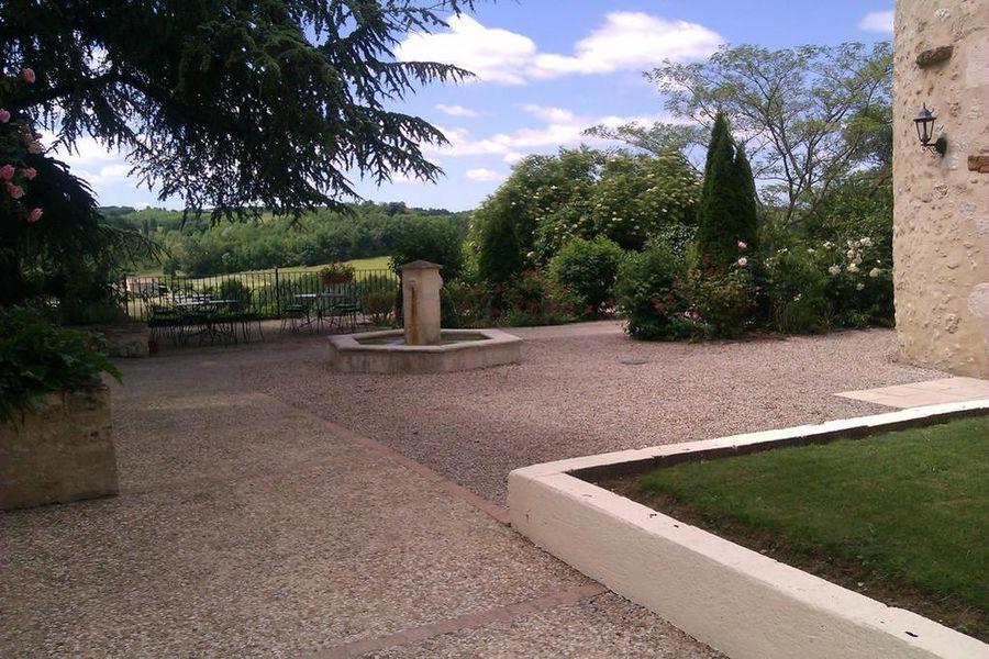 Château de Sanse 10