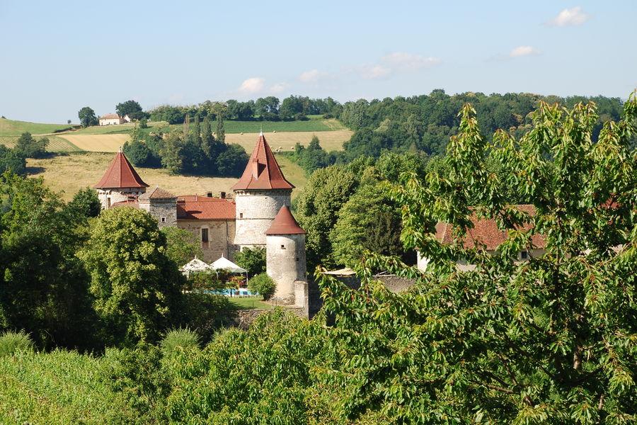 Château du Chapeau Cornu  24