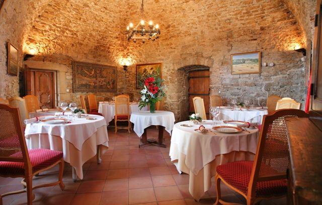 Château du Chapeau Cornu  Restaurant Le Capella