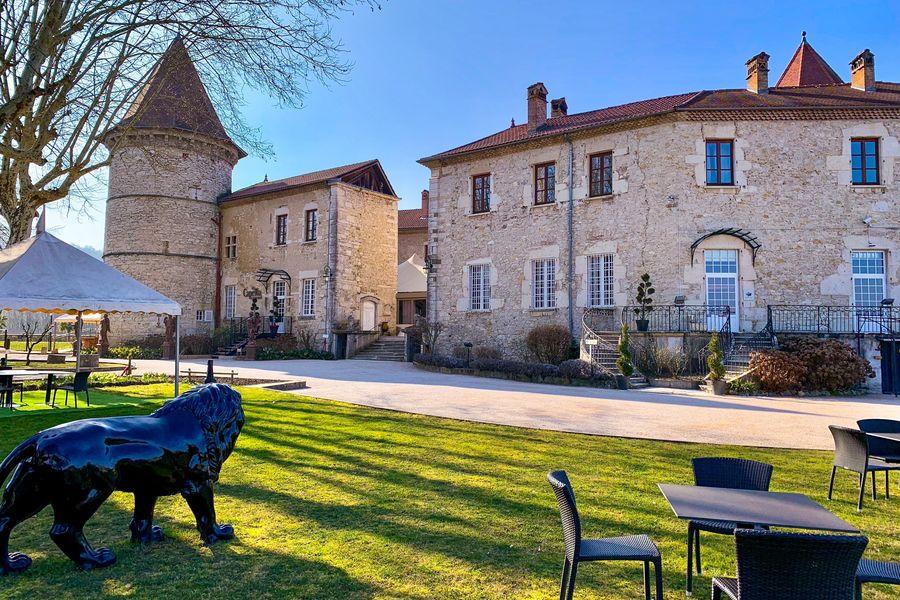 Château du Chapeau Cornu  Château de Chapeau Cornu