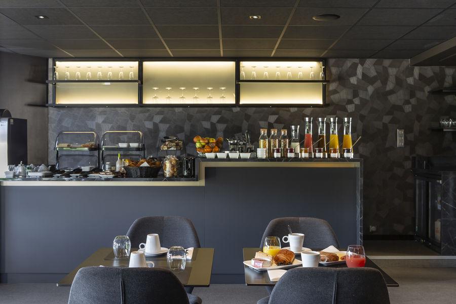 Hotel Ortega  Petit-déjeuner