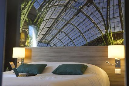 Ibis Styles Bordeaux Gare Saint Jean Chambre