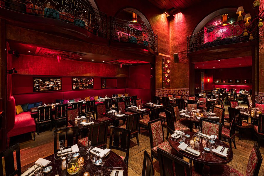 Buddha-Bar Paris Restaurant Atrium
