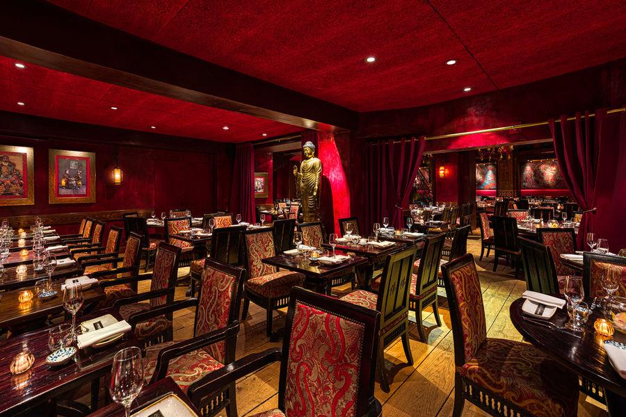 Buddha-Bar Paris Restaurant Salon Lotus