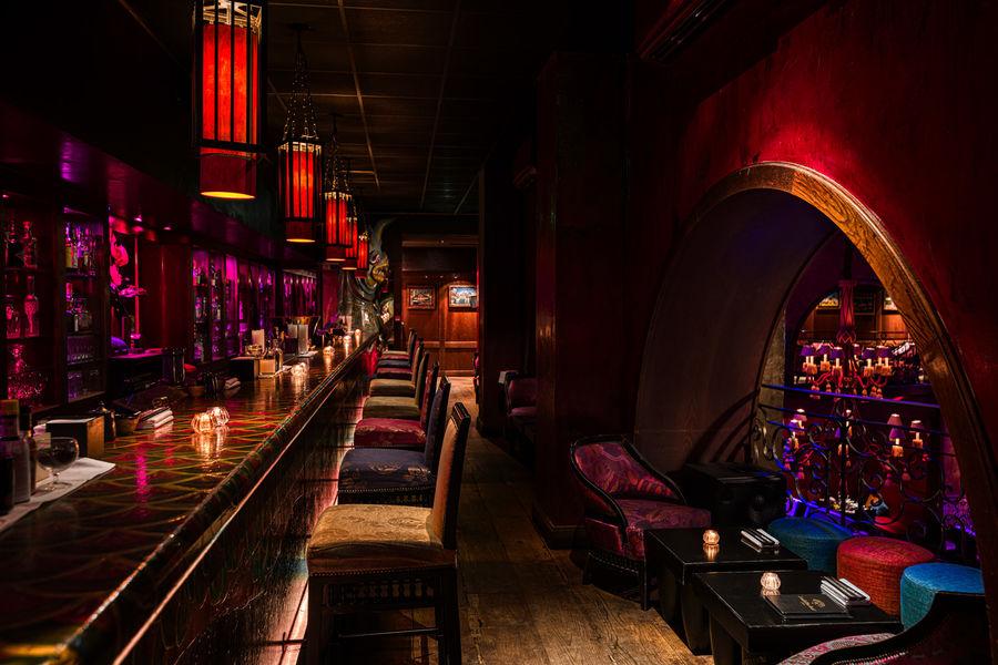 Buddha-Bar Paris Restaurant Mezzanine & Bar