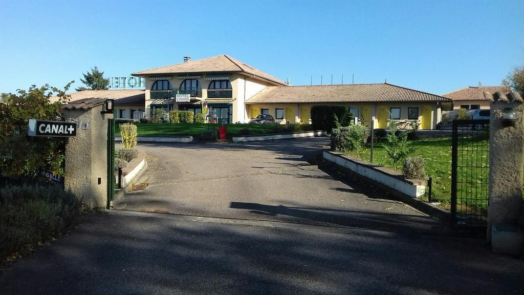 Hôtel La Haie les Vignes 9