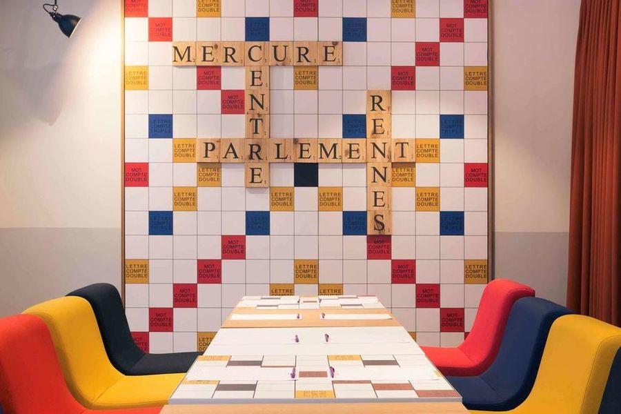 Mercure Rennes Centre Parlement **** 12