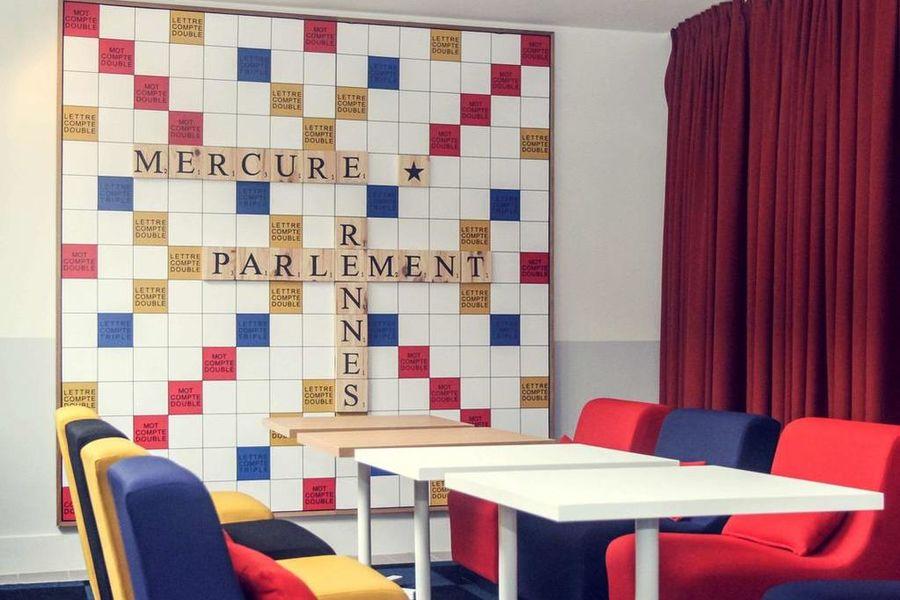 Mercure Rennes Centre Parlement **** 19