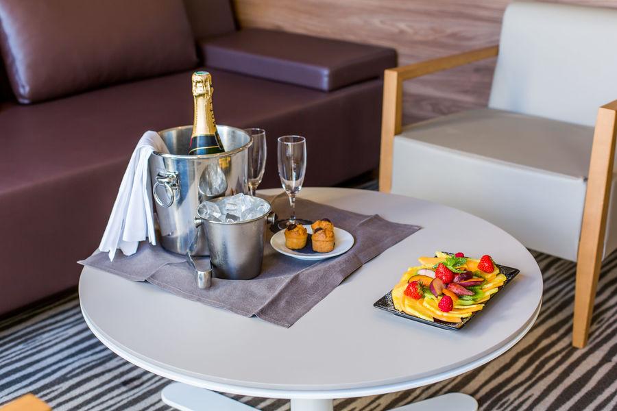 Holiday Inn Cannes **** Accueil