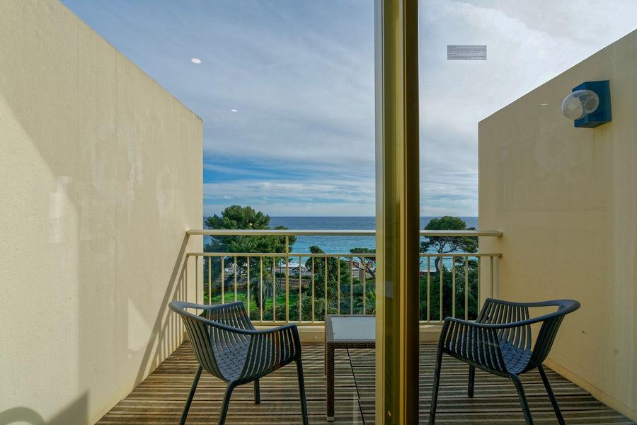Holiday Inn Cannes **** Vue sur la mer depuis la chambre