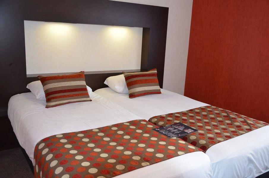 Golfe Hotel Vannes*** 16