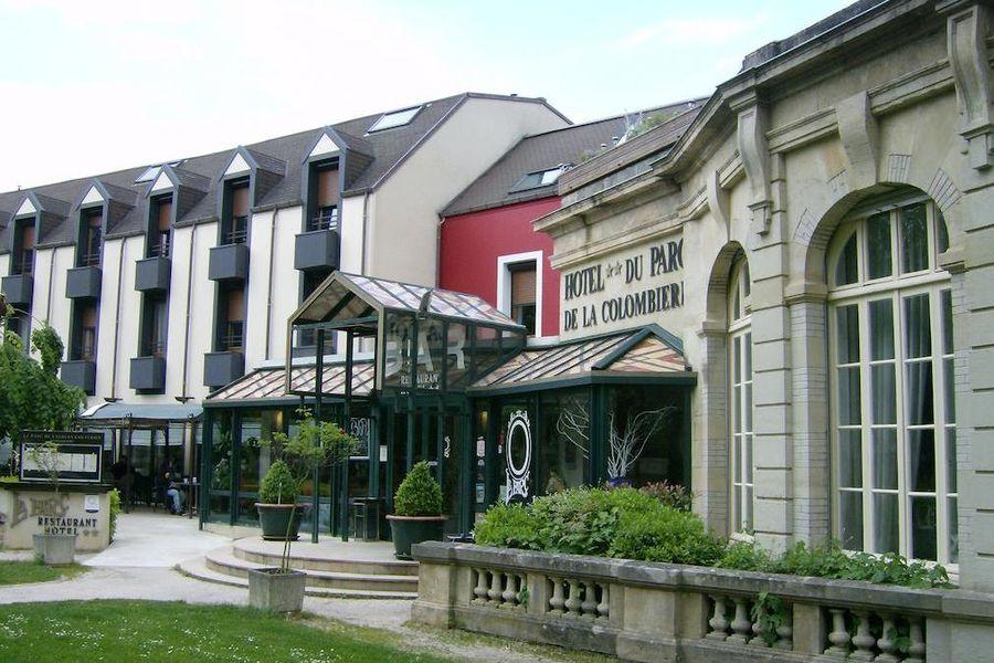 Hôtel du Parc de la Colombière 19