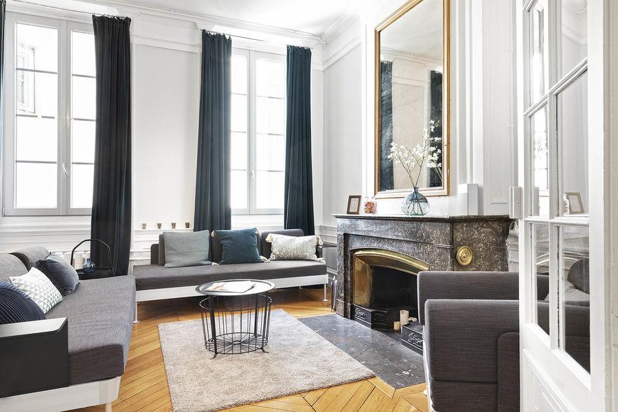 La Rive Lyon Bubble Room destructuré