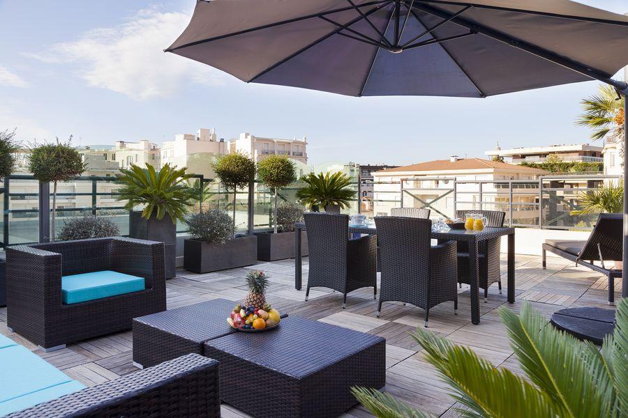 Clarion Suites Cannes Croisette **** 49