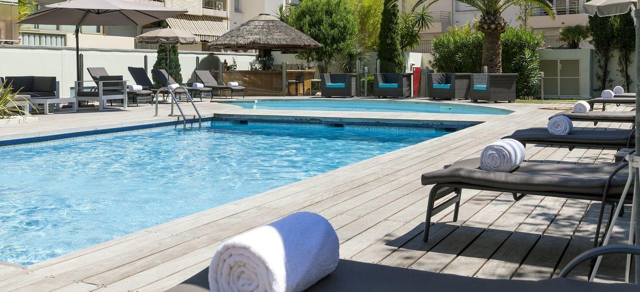 Clarion Suites Cannes Croisette **** Piscine
